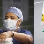 Banana Bag IV Nurse